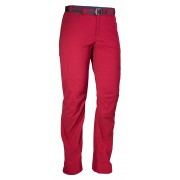 Pantaloni Warmpeace Comet Lady - Rosu