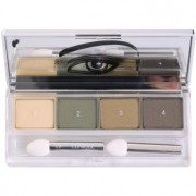 Clinique All About Shadow Quad sombra de ojos tono 05 On Safari 4,8 g