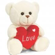Cute Love Teddy Bear with Heart