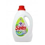 Savex Detergent lichid 1.3 L 20 spalari 2in1 Fresh Powerzyme