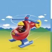 Elicopterul pompierilor 1.2.3 Playmobil