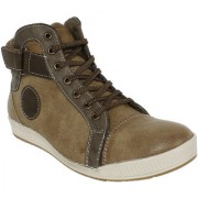 Yellow Tree 0021 High Ankle Tan Color HA Designer Casual Boot Shoes For Mens Boy's