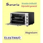 Savaria FMO-SA3630 EXB mini sütő , hőlégkeveréssel , 36 liter űrtartalom