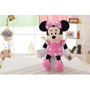 Large Size Disney Authentic High Quality Minnie Mouse Imported Stuffed Plush 48cm