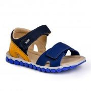 Sandale baieti BIBI Summer Roller Galben