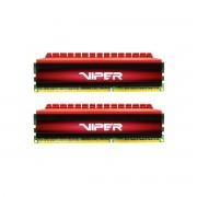 PATRIOT PV432G300C6K kit ddr4 viper 4 32gb (2x16gb) 2400mhz cl16 - red