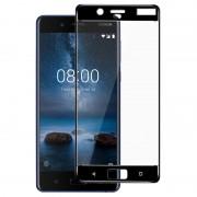 Imak Protector Ecrã para Nokia 8 - Cobertura Completa - Preto
