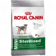 8 kg Royal Canin Mini Adult Sterilised kutyatáp