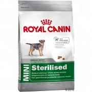 8kg Mini Adult Sterilised Royal Canin Size Hrană uscată câini