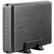 """Xystec Externes USB-3.0-Gehäuse für 3,5""""-SATA-HDD """"HDE-1335.black"""""""