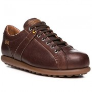 Camper Schuhe Herren, Glattleder, braun