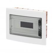 Tablou plastic incastrat 12 module IP40 GEWISS GW40605