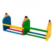 Separador de Livros Lápis Unissex Colorido