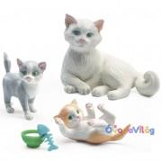 Cicák játékfigurák