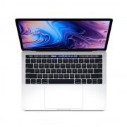 Apple MacBook Pro 13 Touch Bar, Touch ID, Quad-Core i5 2.3GHz, 8GB, 512GB SSD, Intel Iris Plus Graphics 655 (сребрист) (модел 2018)