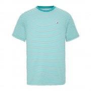 Tommy Jeans T-shirt Uomo Classics All Over, Taglia: S, Per adulto Uomo, Verde, DM0DM05515399