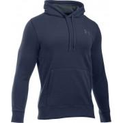 Under Armour UA Storm Rival Fleece - felpa con cappuccio fitness - uomo - Midnight Navy Blue