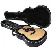 SKB 18 Acoustic Dreadnought Deluxe Guitar Case Estuche guitarra acúst.