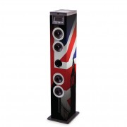 BIG BEN BigBen TW12CDGB Torretta 60W Set Audio Multicolore