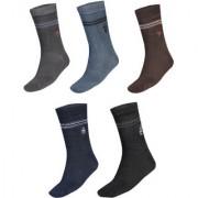 Avyagra Presents Commander Range of Calf Length Cotton Socks