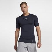Haut de trainingà manches courtes Nike Pro pour Homme - Bleu