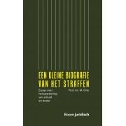 Een kleine biografie van het straffen - M. Otte (ISBN: 9789462749511)