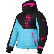 FXR Fresh Youth Jacket Black Blue M L