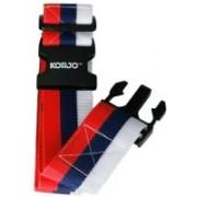 Korjo Luggage Strap - Standard(Blue, White, Red)