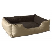 BedDog LUPI Bed for a dog S till XXL , 24 colours to choose, warm cushion, pillow for a dog, sofa for a dog, basket for a dog
