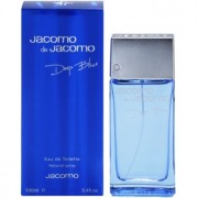 Jacomo Jacomo de Jacomo Deep Blue Eau de Toilette para homens 100 ml