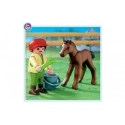 Playmobil Child Foal with