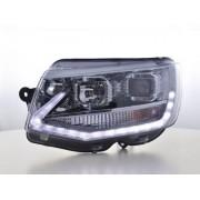 FK-Automotive fari Daylight LED con luce di marcia diurna DRL VW transporter T6 anno di costr. da 2015 cromato