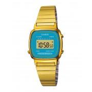 レディース CASIO Retro Vintage LA670WGA-2D 腕時計 スカイブルー