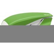 Capsator metalic de birou, pentru maxim 30 coli, capse 24/6, verde deschis, LEITZ 5502 NeXXt Series