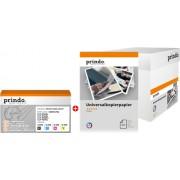 Prindo value pack czarny / cyan / magenta / zólty oryginał PRTSCLT506L MCVP 01
