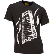 Xam Schrock T-Shirt Piano Feeling L