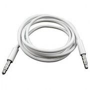 Car AUX Audio Cable - White