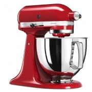 Mixer cu bol KitchenAid Artisan 2017, 4.8l, 300W (Empire Red)