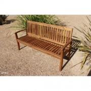 Qtoys Hardwood 3 Seater Kids Bench