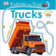 Follow the Trail: Trucks, Hardcover