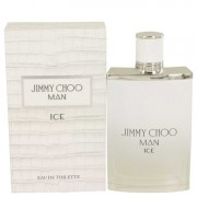 Jimmy Choo Ice Eau De Toilette Spray 3.4 oz / 100.55 mL Men's Fragrances 536765