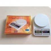 Electronic Digital Weight Scale LCD Kitchen Weighing Scale Machine Cap -10 kgs