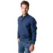 Heavy Tools Shirt pentru bărbați cu mâneci lungi Răspunde W16-411 Blue M
