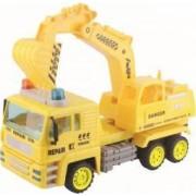 Camion cu excavator Baby Mix rotativ Super Power