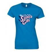 Tricou Super Girl