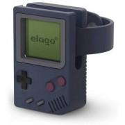 Elago W5 Vintage Stand (Apple Watch) - Blå