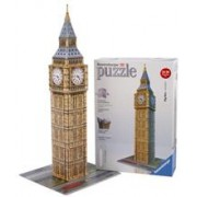 Puzzle 3D Ravensburger Big Ben Building 216 Pieces