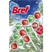 Bref Winter Magic Let It Snow WC-frissítő 3x50g