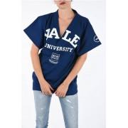 Calvin Klein 205W39NYC YALE UNIVERSITY T-shirt in Felpa taglia Xs