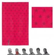 eșarfă Sensor tub stele roz 16200162